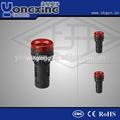cqc 22mm laindicación del led de la lámpara