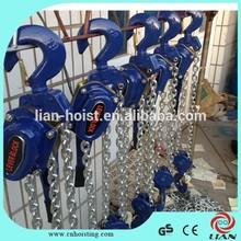 hand ratchet wheel chain hoist lever hoist