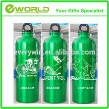 Promotional Customized Logo Aluminum Water Bottles