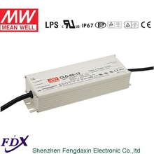 Mean well UL 12v dimmable 60W led driver ,CLG-60-12