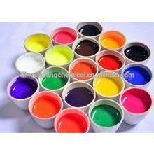 polyurethane pu foam color paste
