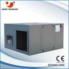recuperación de calor sistema de ventilación con el calentador