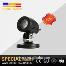 Snowmobile Led Light IP67 DC 10-30V motor led fog light