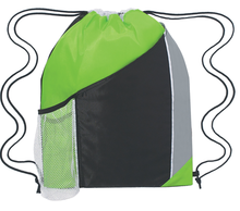 cheap price 210D promotional drawstring shoe bag shopping bag GH1001