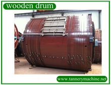 tannery drum leather tanning equipment