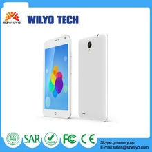 "WZ5 5.0"" FWVGA MT6572 512MB 4gb 2Mp Lowest Price China Android Phone Smartphone Custom Android Mobile Phone"