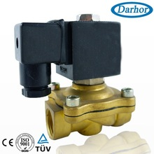 2w13 Long lifespan 12 volt solenoid valve