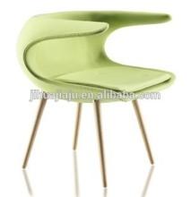 Modern fiberglass frost chair/fiberglass eames dsw side chair/home chair