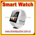 nuevos productos inteligentes reloj teléfono inteligente smart reloj reloj bluetooth para los negocios