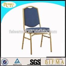 2014 FOSHAN Hot sale metal aluminium steel iron hotel chair hall chair banquet furniture banquet chair F016