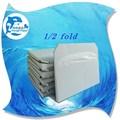 Papel assento do vaso sanitário logo OEM impresso