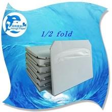 toilet seat paper OEM logo printed