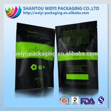 High quality and custom printed tea bag/plastic tea bag/silk tea bags