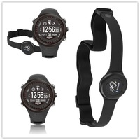 GPS tracking running /walking /cycling sport watch with 3D pedometer calorie counter