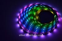 wholesale product SMD 5050 flexible RGB led light strip running margic color WS2811 5V 30leds shenzhen smart lighting co., ltd