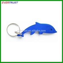metal bottle opener keychain custom bottle opener keyring whale bottle opener keyring