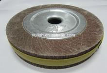 Nylon sanding wheel/wood sanding flap wheels