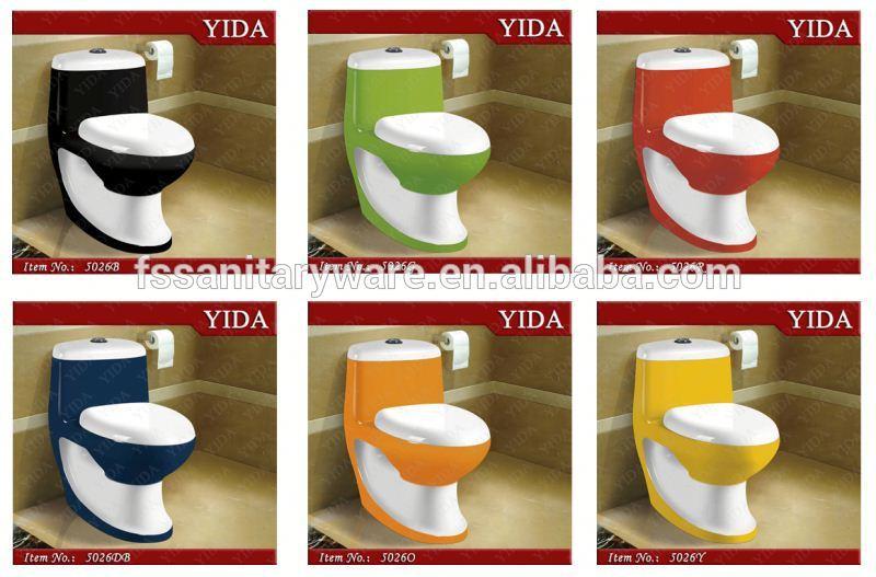 Nouveau design couleur toilettes wc salle de bains couleur toilettes si ge de toilette jet d 39 eau - Schilderkunst wc kleuren ...