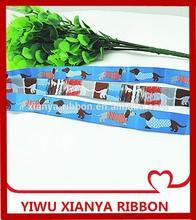 Dog belt ribbon / dog ribbon / ribbon for dogs