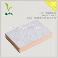 Phenolic foam AC duct insulation board