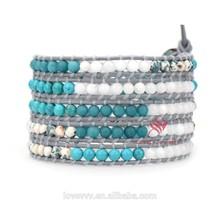 Jade bracelet with competitive price ,braided wrap bracelet(NO MOQ)
