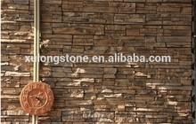 Split Face White Quartzite Culture Stone,Ledgestone Home Decor Tv Set Wall Backgorund Caldding