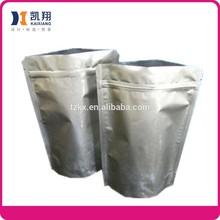BPA free resealable plastic bag for food