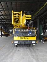 Manufacturer Hot Sales WEICHAI ENGINE 40tons Truck Crane