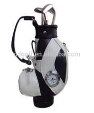 Mini golf bag Golf Pen Holder golf gift set