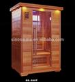 2 Personen japan carbon infrarot-sauna Dampf-Duschkabine mit turmalin( ce/ISO/tÜv/ETL)
