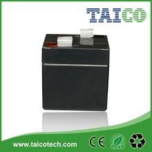 6v UPS Battery Manufacturer 6v 1ah Rechargeable Battery