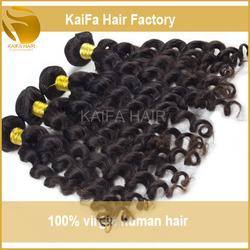 Most unprocessed 100% brazilian virgin hair