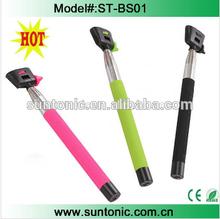 2014 New Products Bluetooth Selfie Stick Remote Selfiestick
