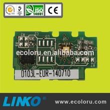 compatible reset toner chips 205E for Samsung SCX 4833HD 4833FD 4833FR 4835FR 5637HR 5637FR 5639FR 5737FW 5739FW
