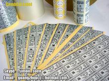 rfid label,label printing,label sticker