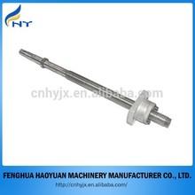 customized leadscrew Trapezoidal screw, Lead screw, Acme Screw and plastic nut