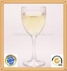 unbreakable / shatterproof plastic wine glass 8oz/250ml