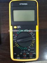 Electrical multimeter fluke manufacturer DT9208A