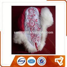 2014 New Product Creative 3 Panel Print Winter Sports Cap