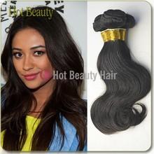 fast shipping sexy wavy style remy human hair extensions virgin brazilian hair dubai