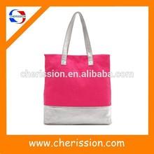 Fashion pu tote bag