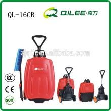 16L 12V Portable High Pressure Battery Car Washer