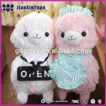 minion alpaca toys plush animal toy