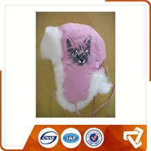 2014 New Product Fashion Kids New Winter Fur Hat