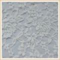 Neve bianco da sposa in pizzo tessuto svizzero tessuto di pizzo voile per le signore vestiti/indumenti/maxi vestito/superiore/hot pants vendono in cina