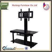 Modern glass plasma tv flat screen tv wholesale tv stand RA044