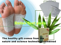 detox foot patch magnet slimming patch