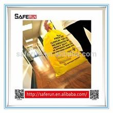 PE plastic material medical waste Biohazard Bags safe disposal of medical waste