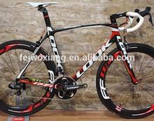 2014 Carbon Bike complete carbon bicycles road race bike complete cheap full carbon bike with ultegra 6800 groupset