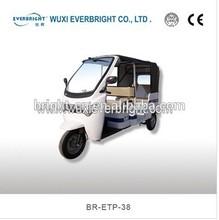 Bateria auto rickshaw para adulto